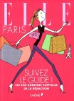 GUIDE ELLE PARIS octobre 2016