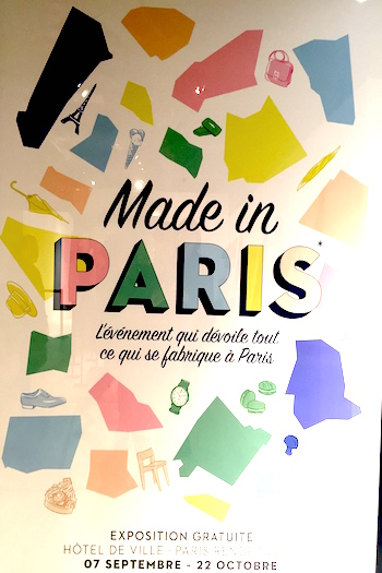 MADE IN PARIS
