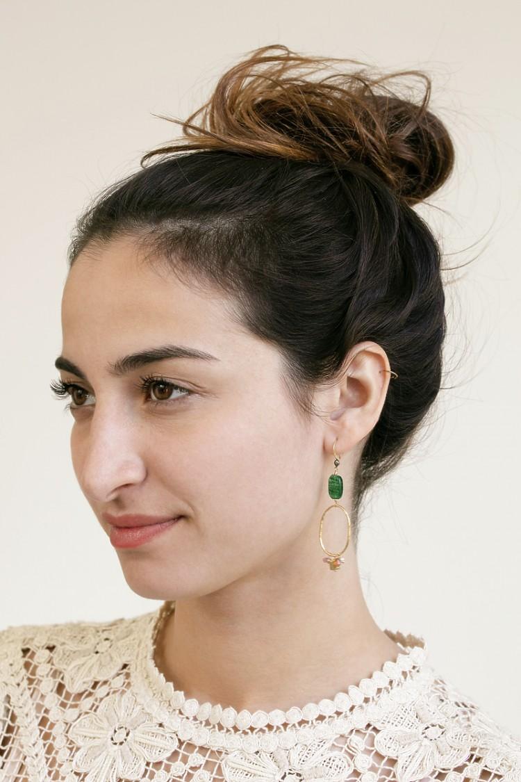 Earrings Amma