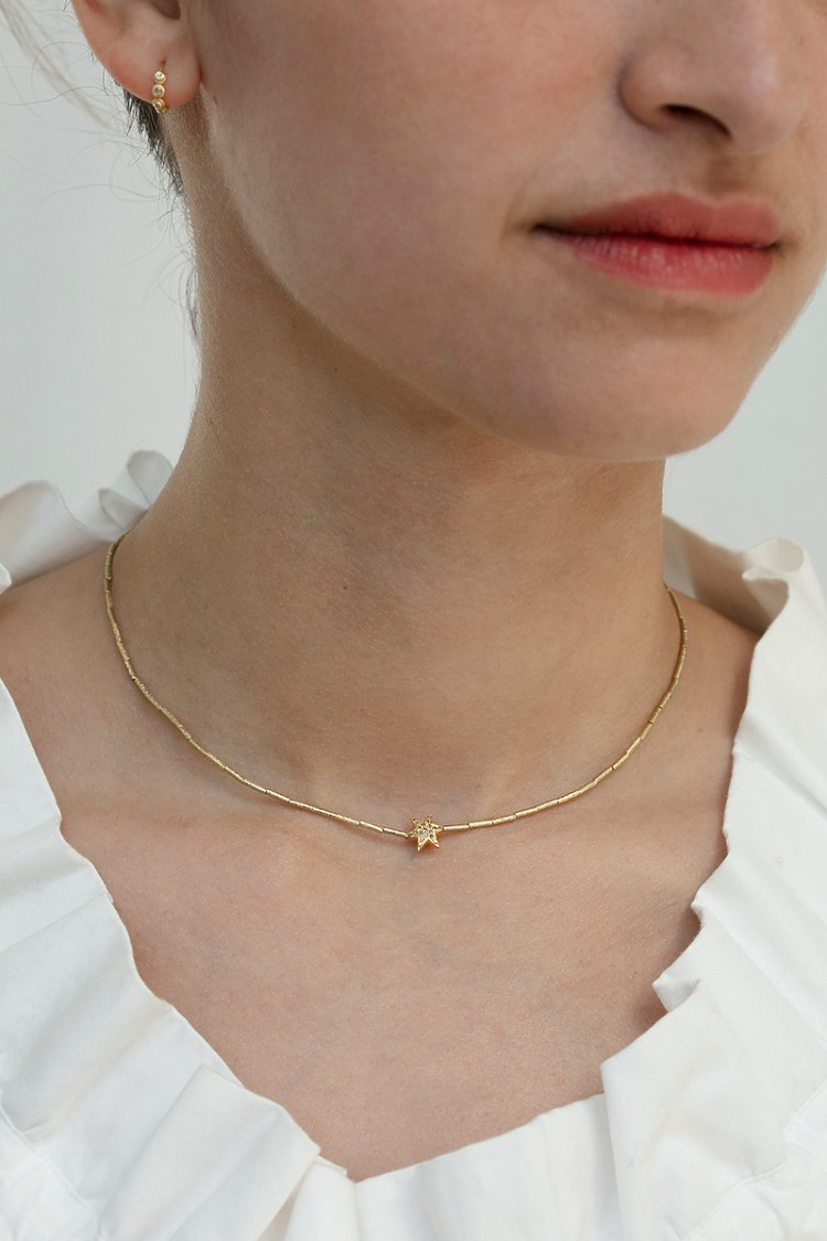 Necklace Kim gold