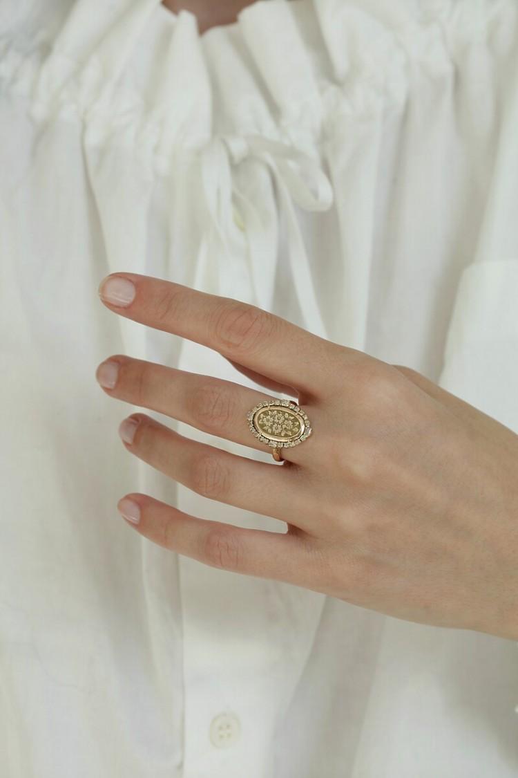 Ring Cordoue n°58