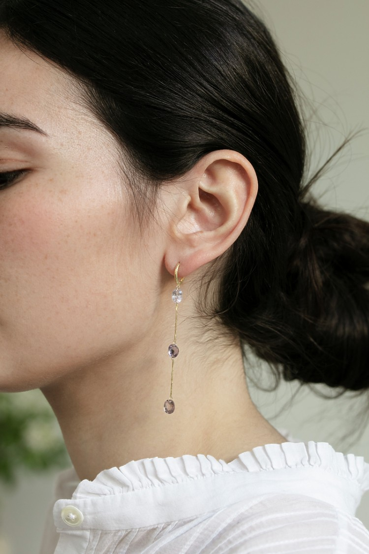 Boucles Three Spinel