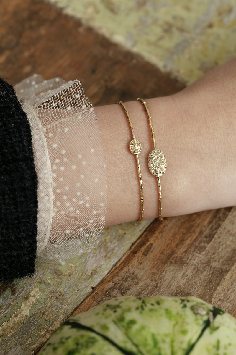 Bracelet Artus small gold
